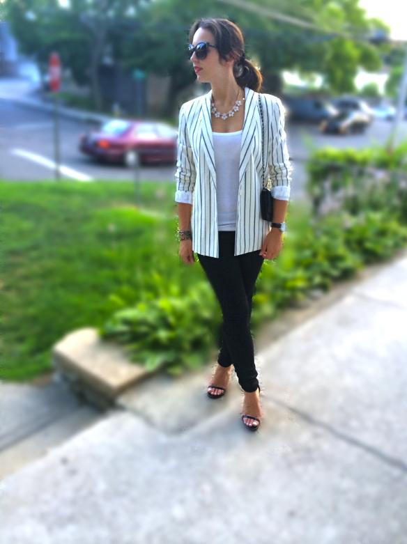 Fashion Friday: Blazer Obsessed