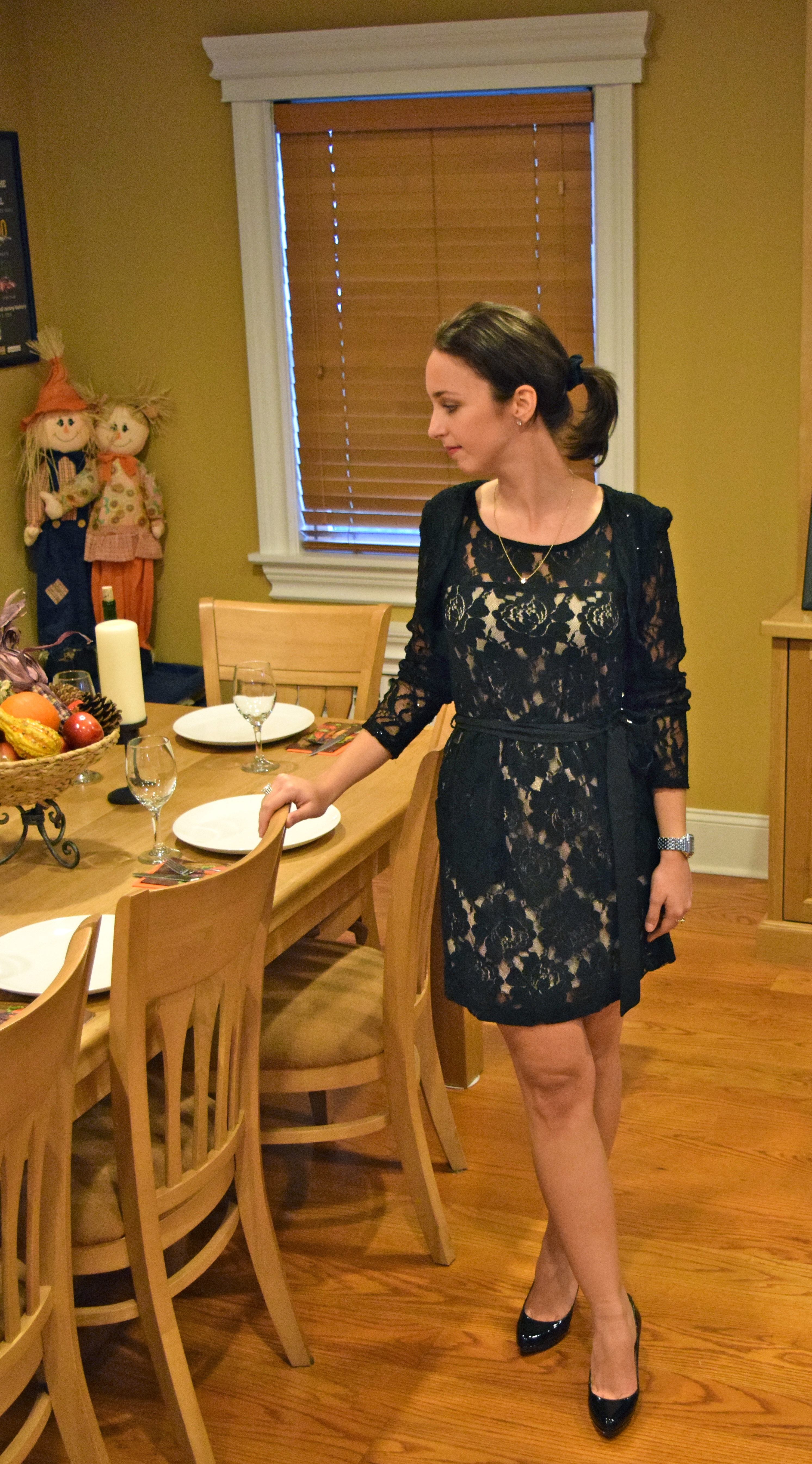 Thanksgiving at your home. Style: The Host