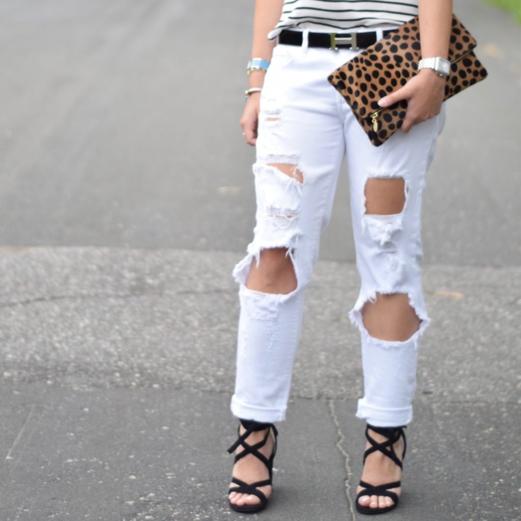 sandals-boyfriend jeans-fashion-outfit