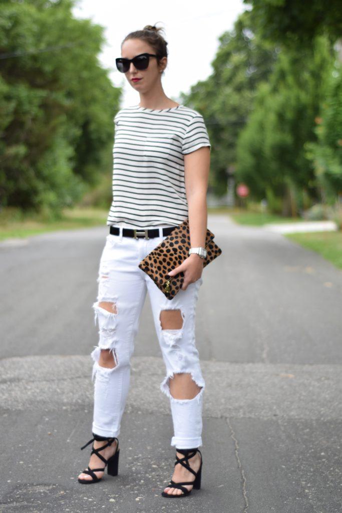 know your summer uniform-shoes-leopard-outfit