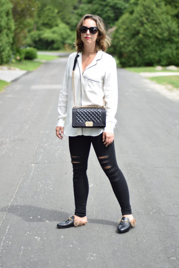 Gucci- Chanel- J Brand-New Look
