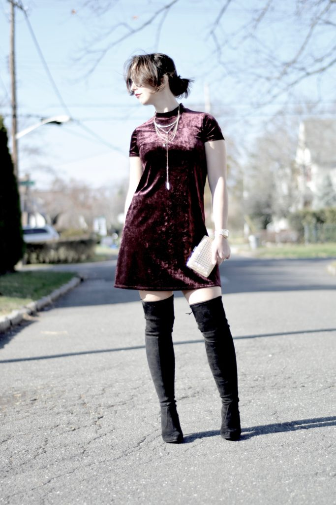 velvet-dress-trend-stuart-weitzman-thigh-high