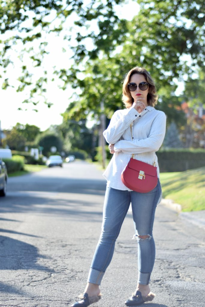 fashion-street style-outfit-denim