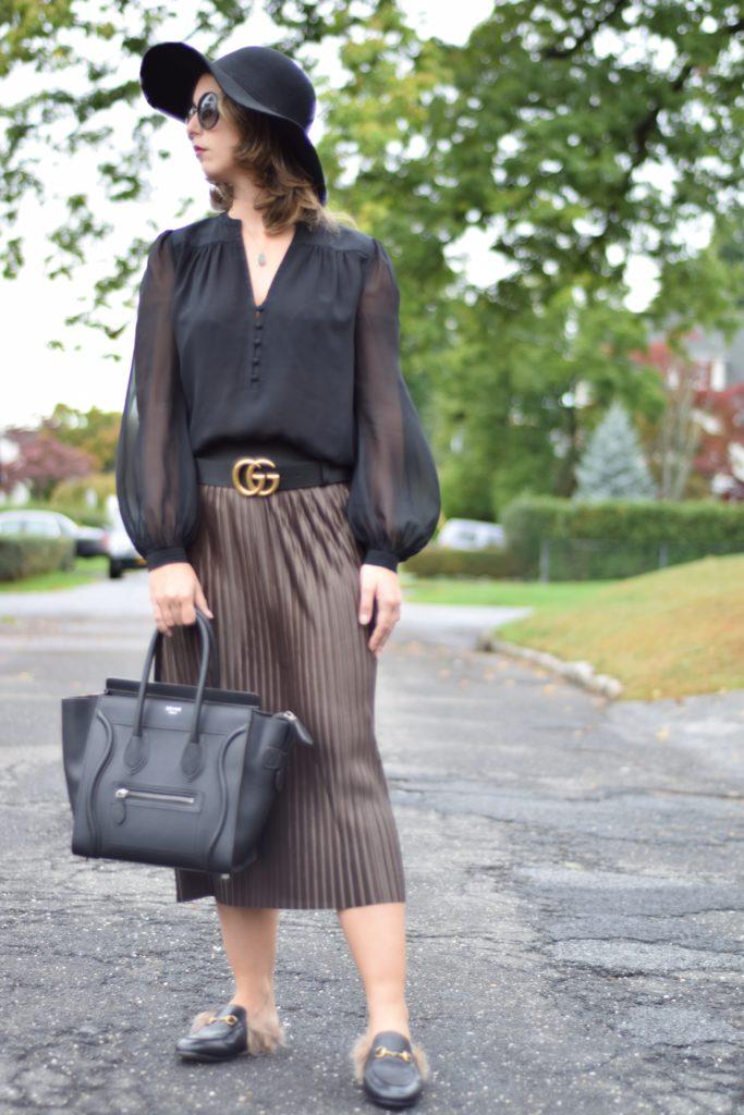 midi-skirt-pleates-style-trends