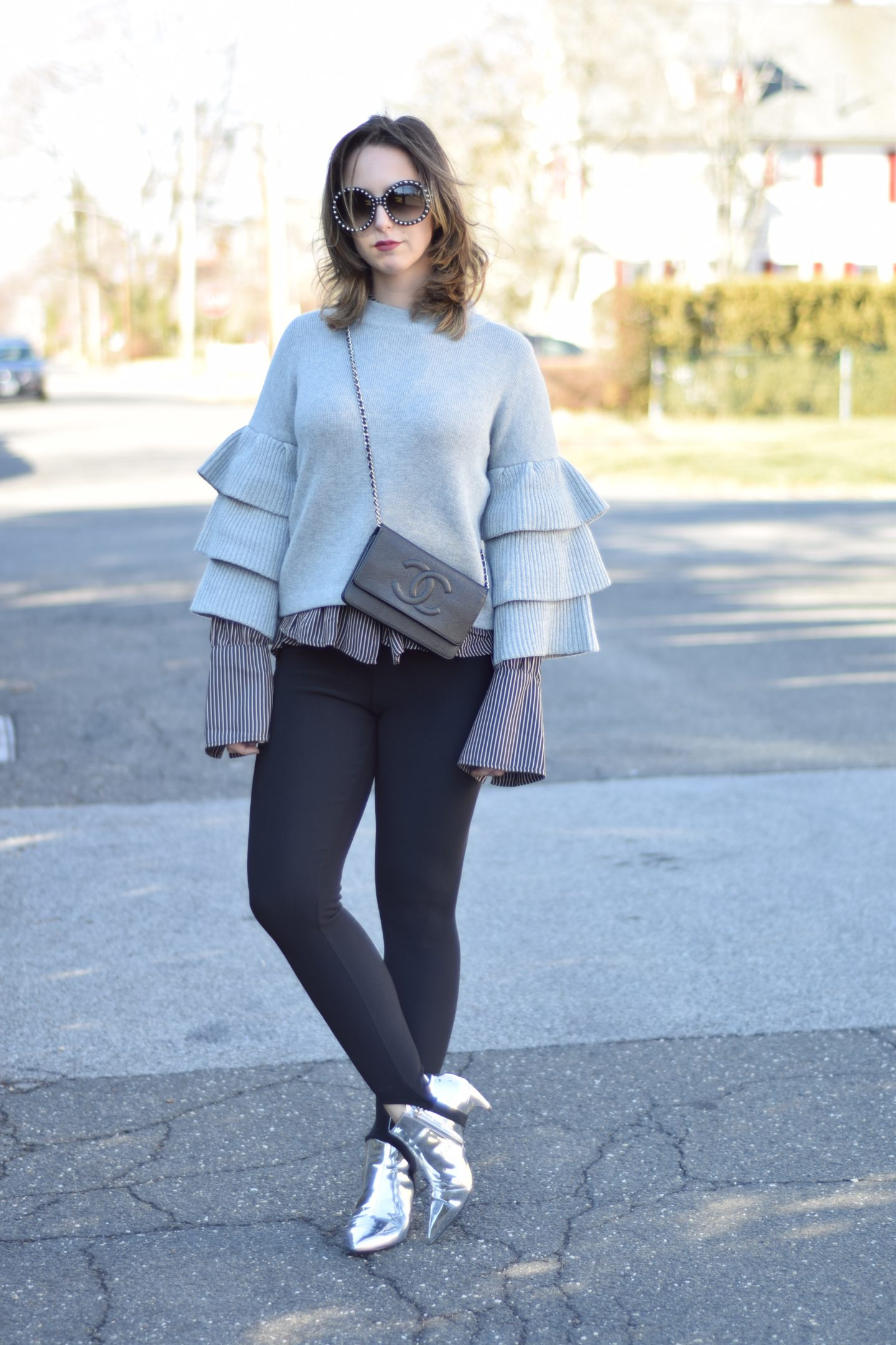 silver-booties-zara-style-outfit