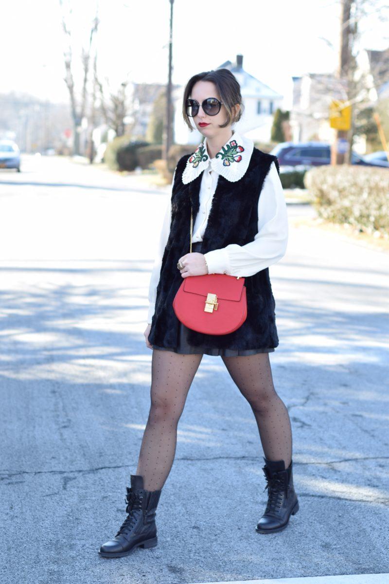 fashion-street style-chloe drew-chanel