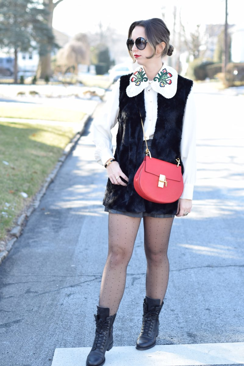 valentines day chic-edgy-street style