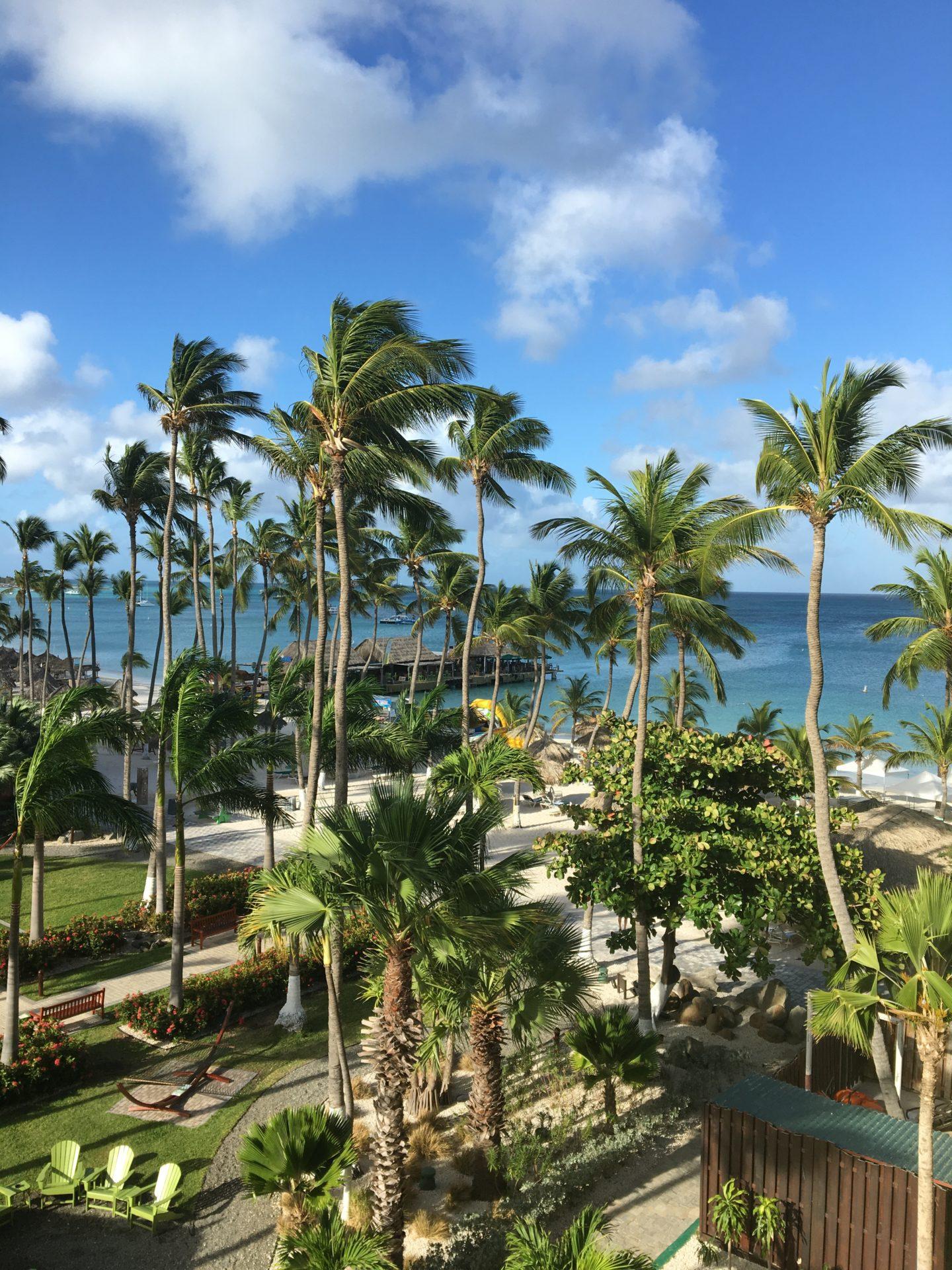 Aruba-Holiday Inn-Room View