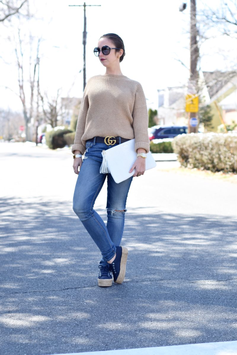 accessories-style-white clutch