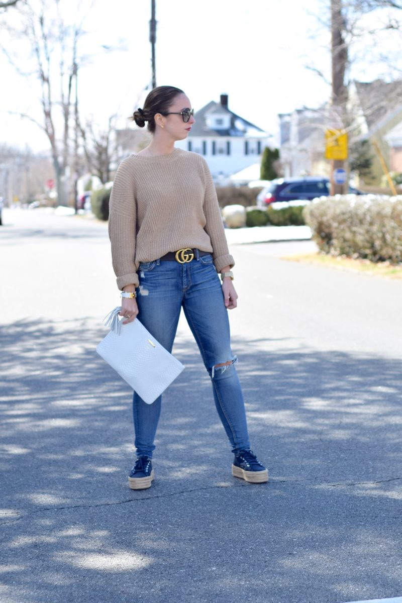 superga-platform sneakers-jeans-style