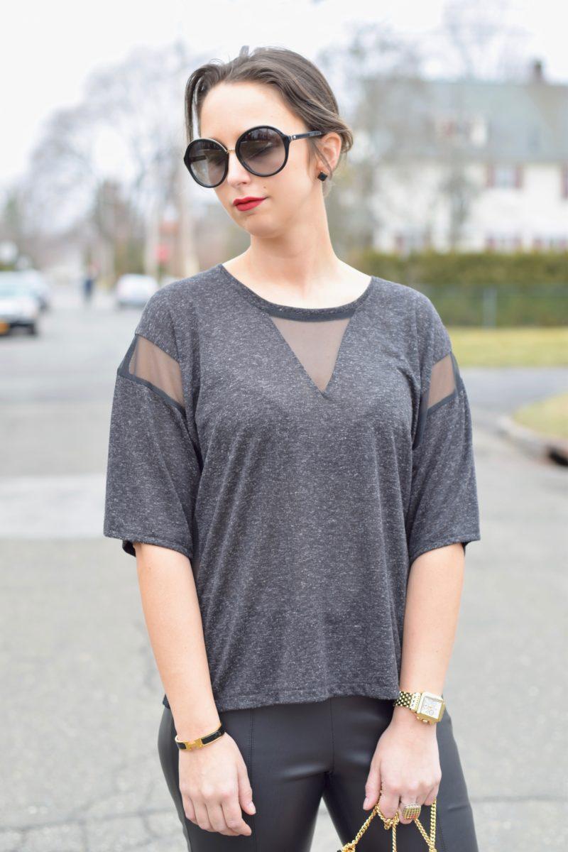 t shirt-mesh-337 brand-nyc