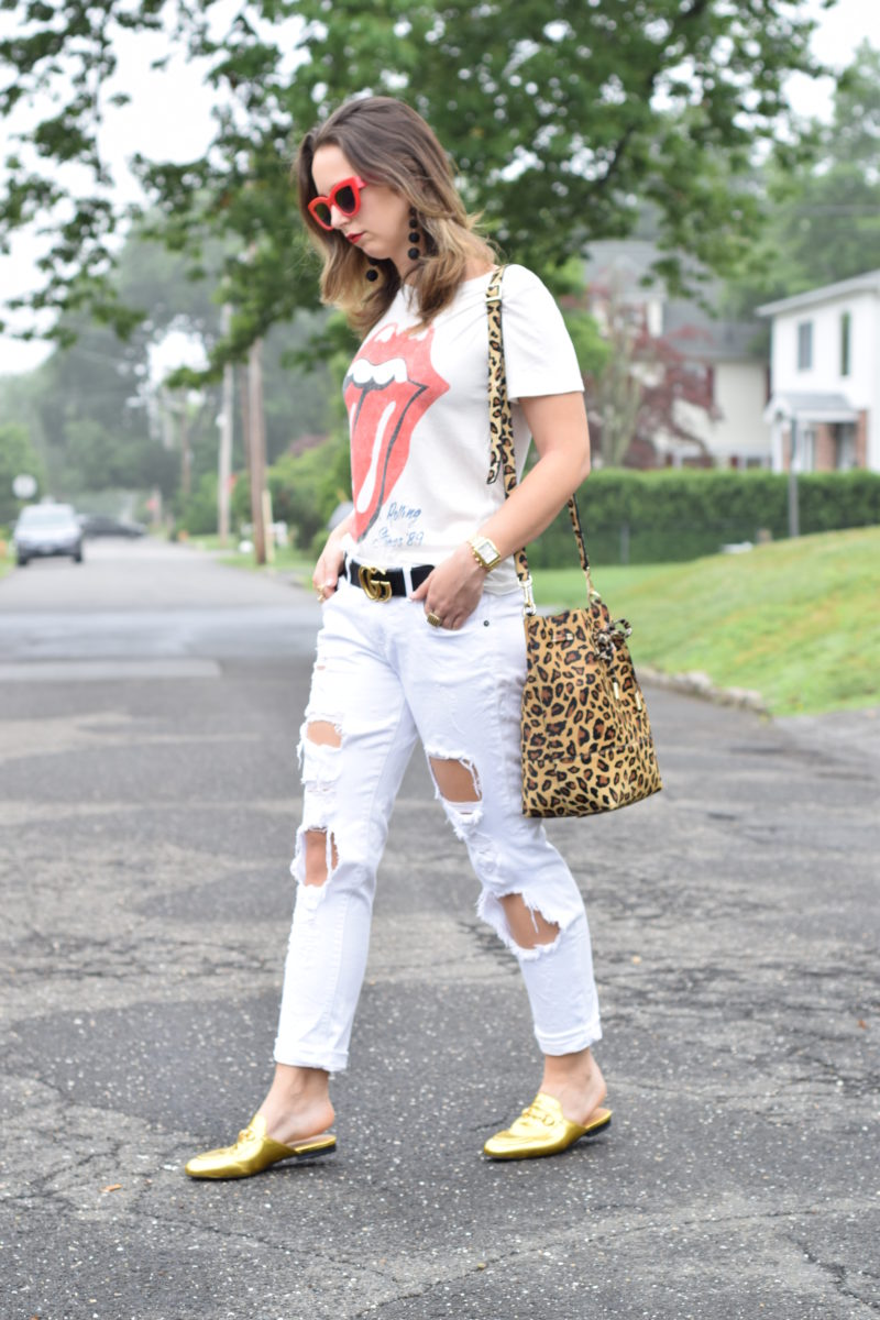 ripped white jeans-westchester style