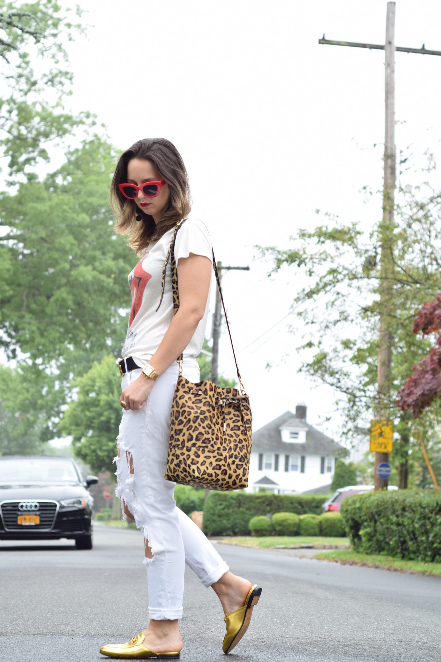 mon purse-leopard bag-customize