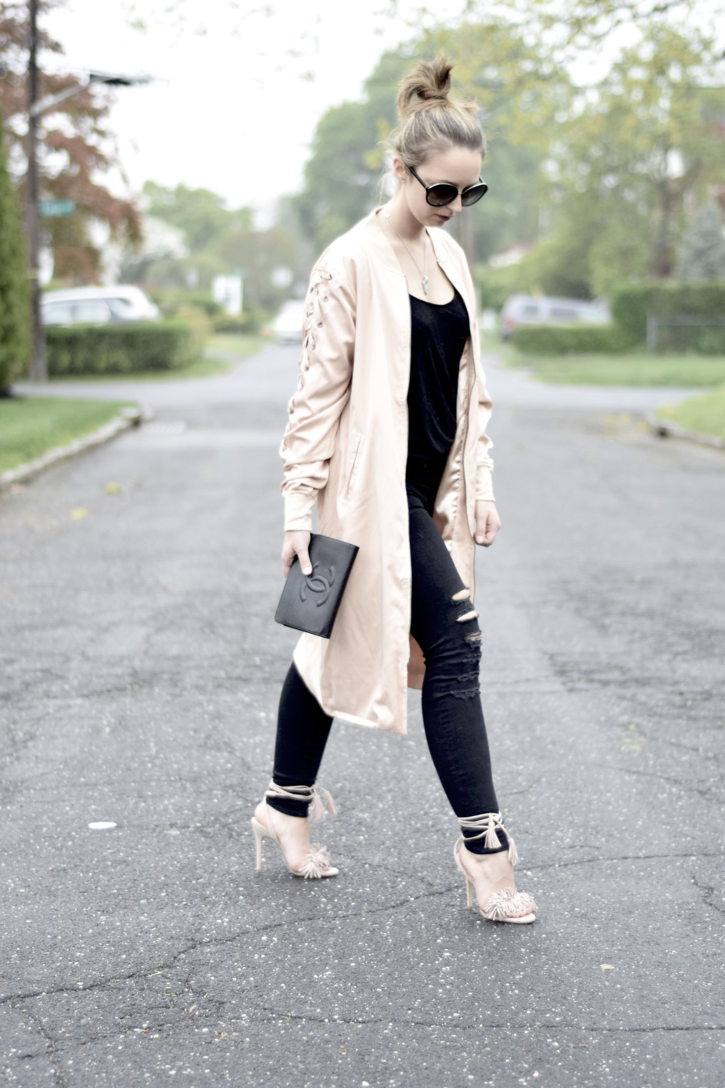 outfit-style-lace up jacket-asos