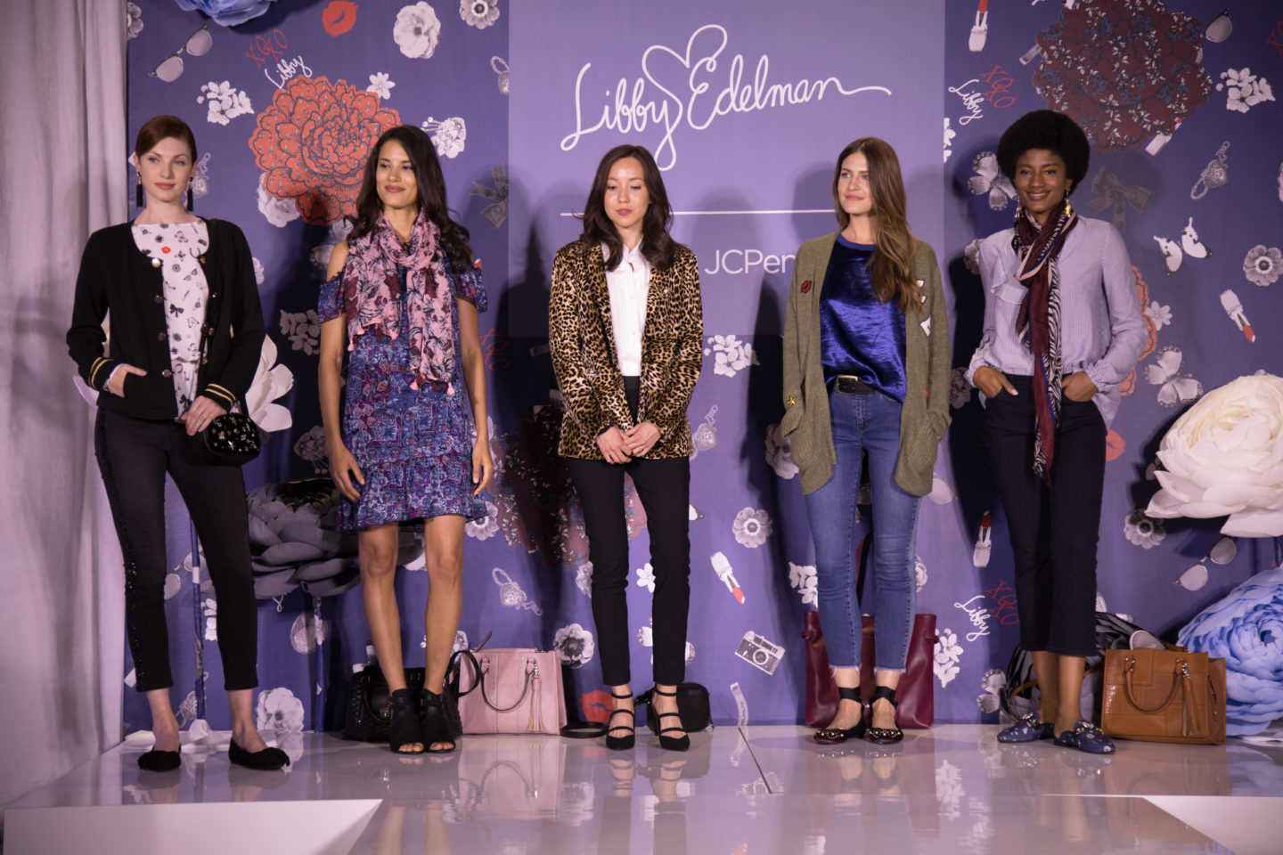 Libby Edelman-JCPenny-Launch-2017