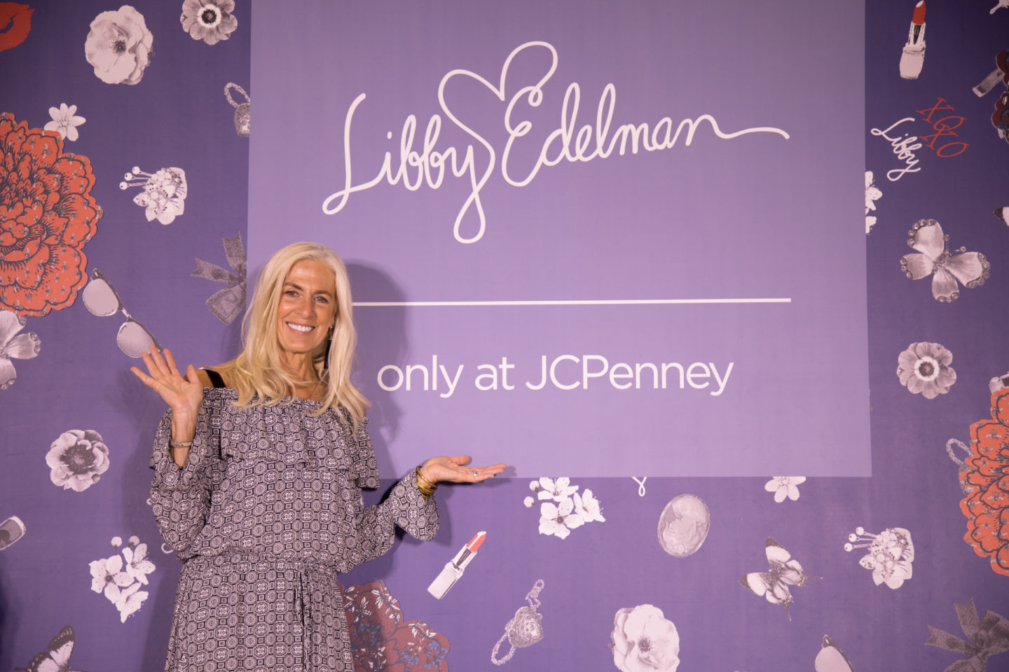Libby Edelman-JCPenny-Exclusive-Launch Party