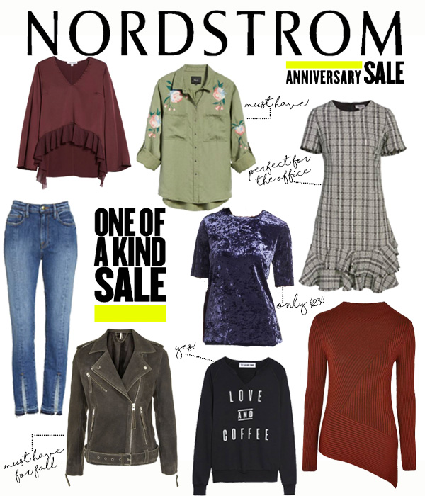 Nordstrom Anniversary Sale Clothing Roundup