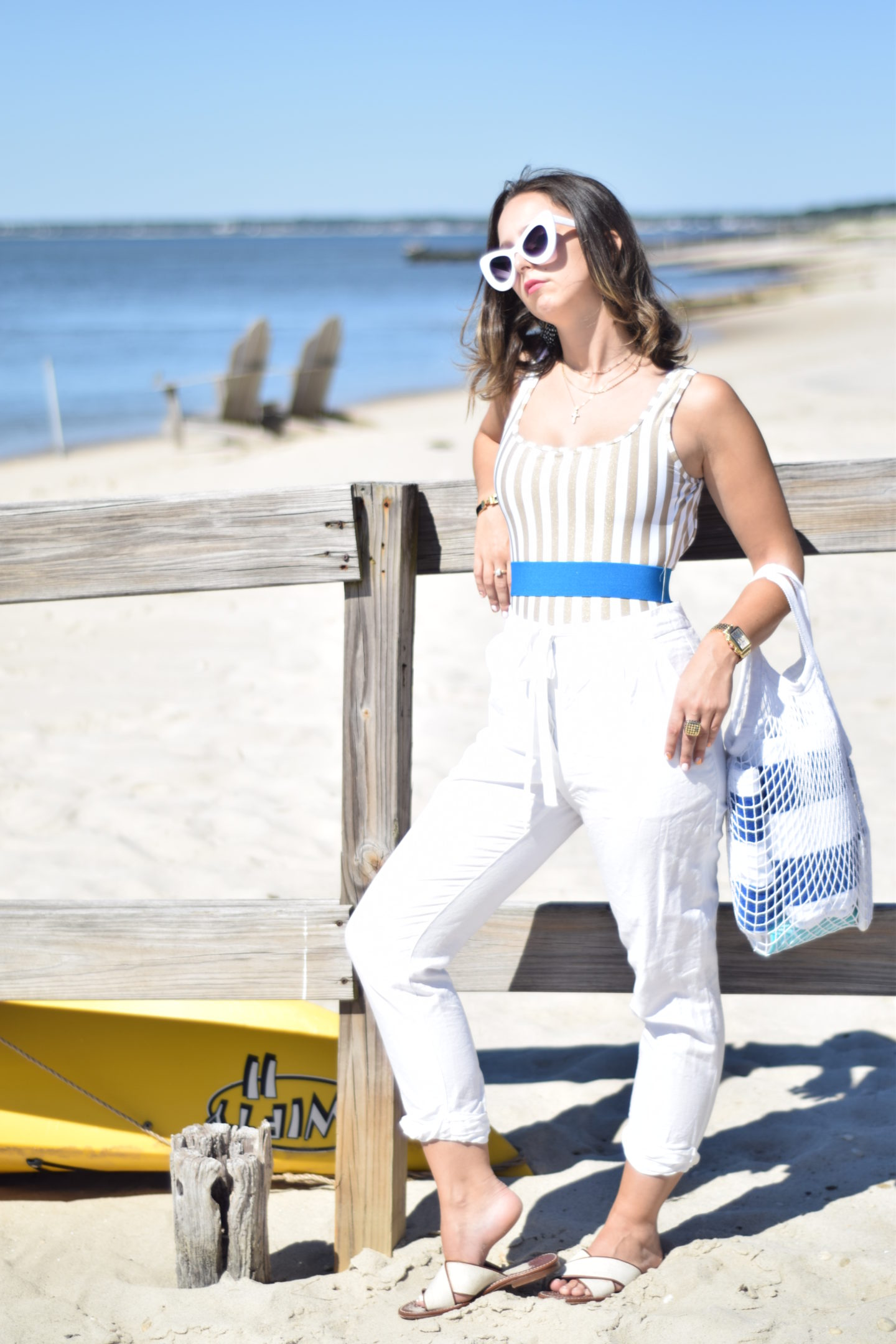 katherine page-sandals-bauble bar-blogger