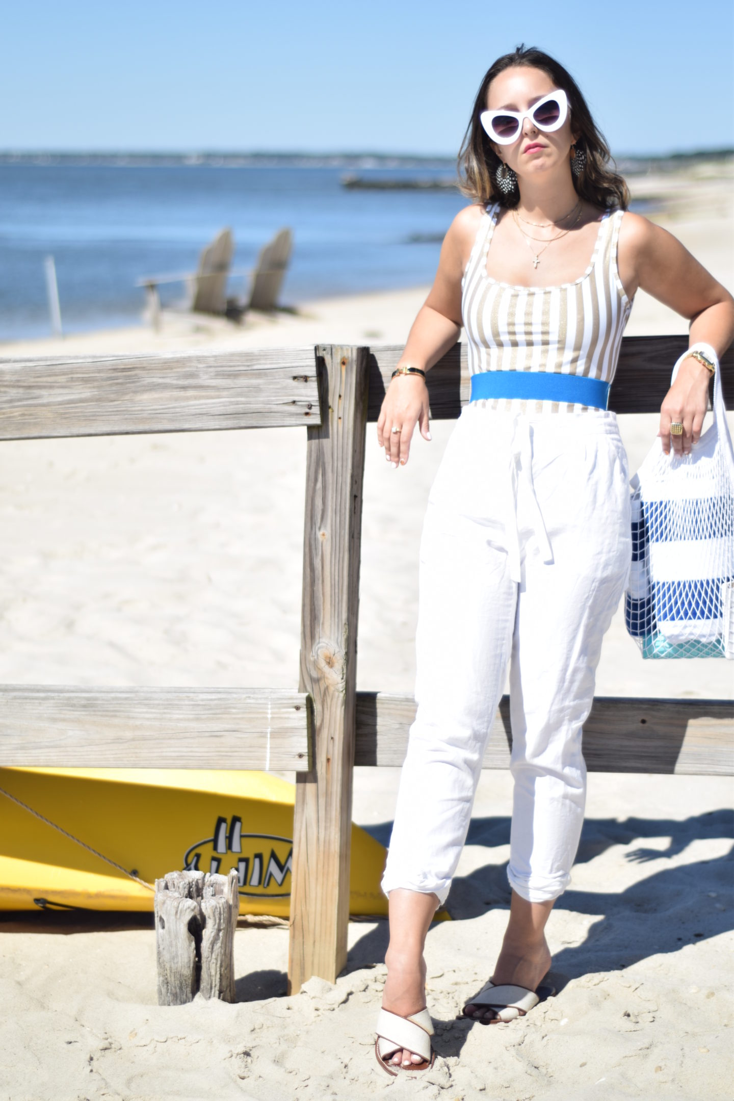style-blogger-long island-beach