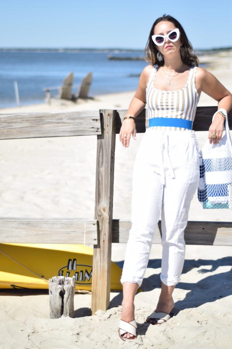 style-blogger-long island-beach