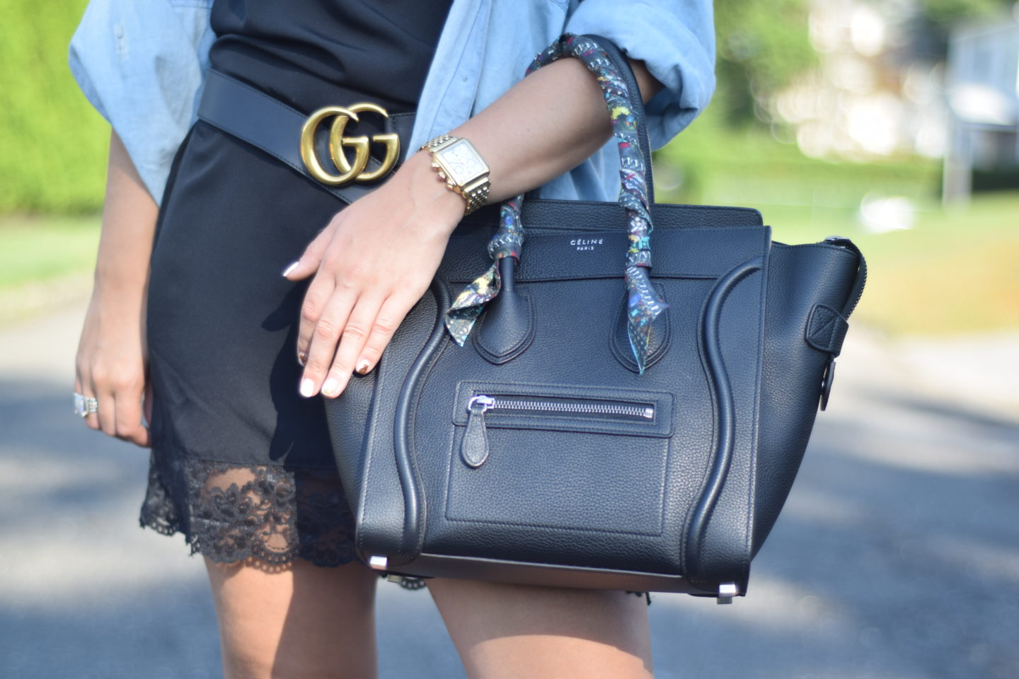 Summer to fall transition-blogger-style-celine