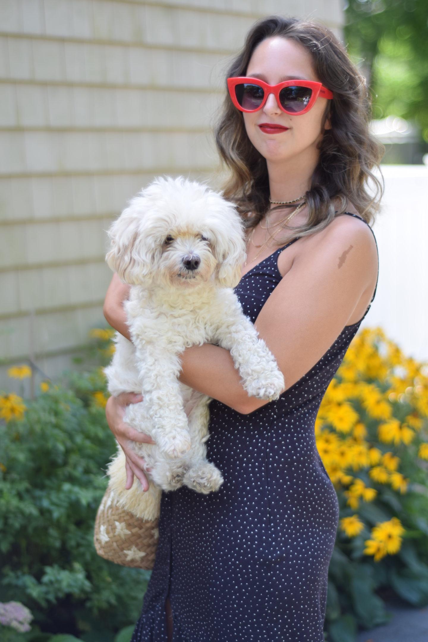 dog-blogger-mink pink-summer