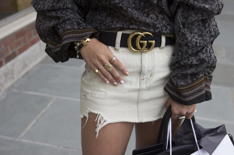 fashion blogger-gucci belt-ny