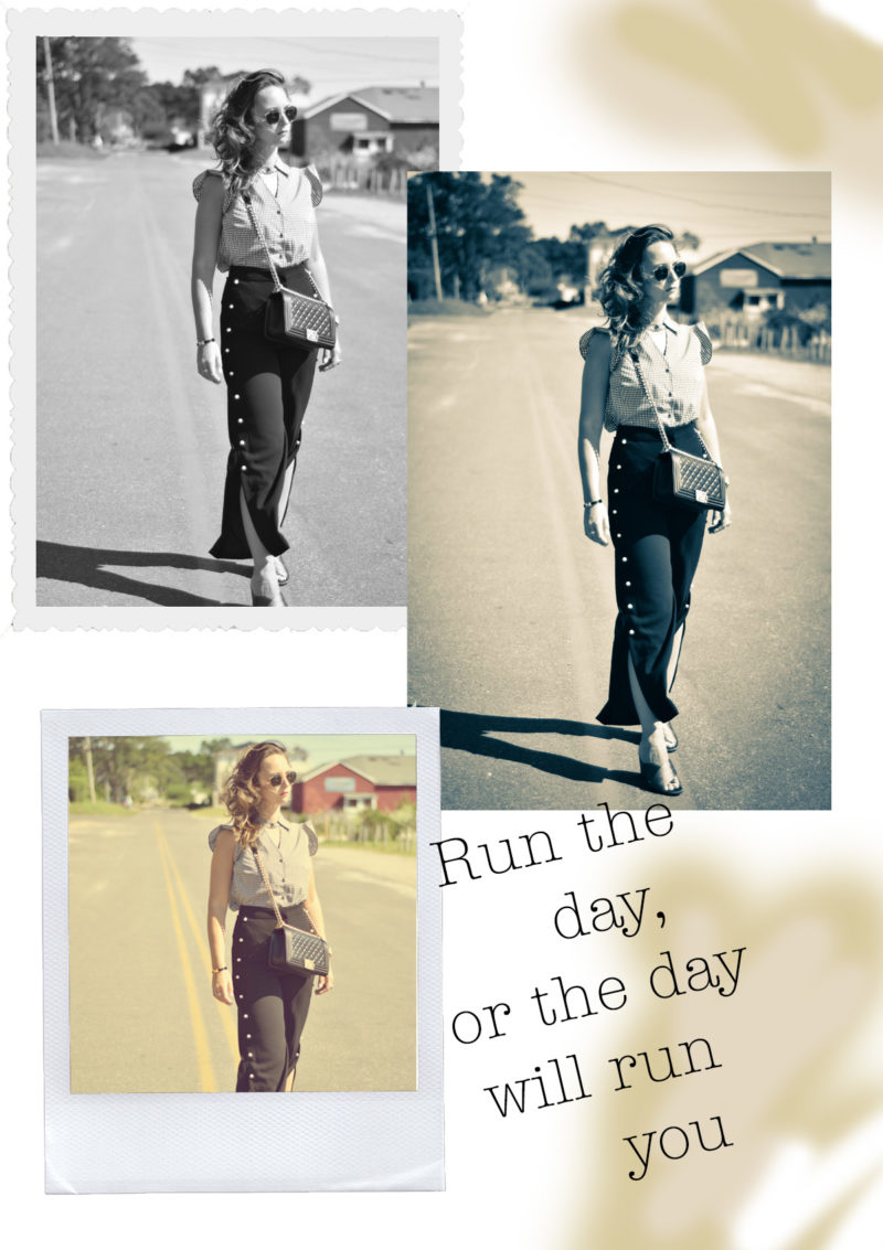 Run the day 3-style-collage