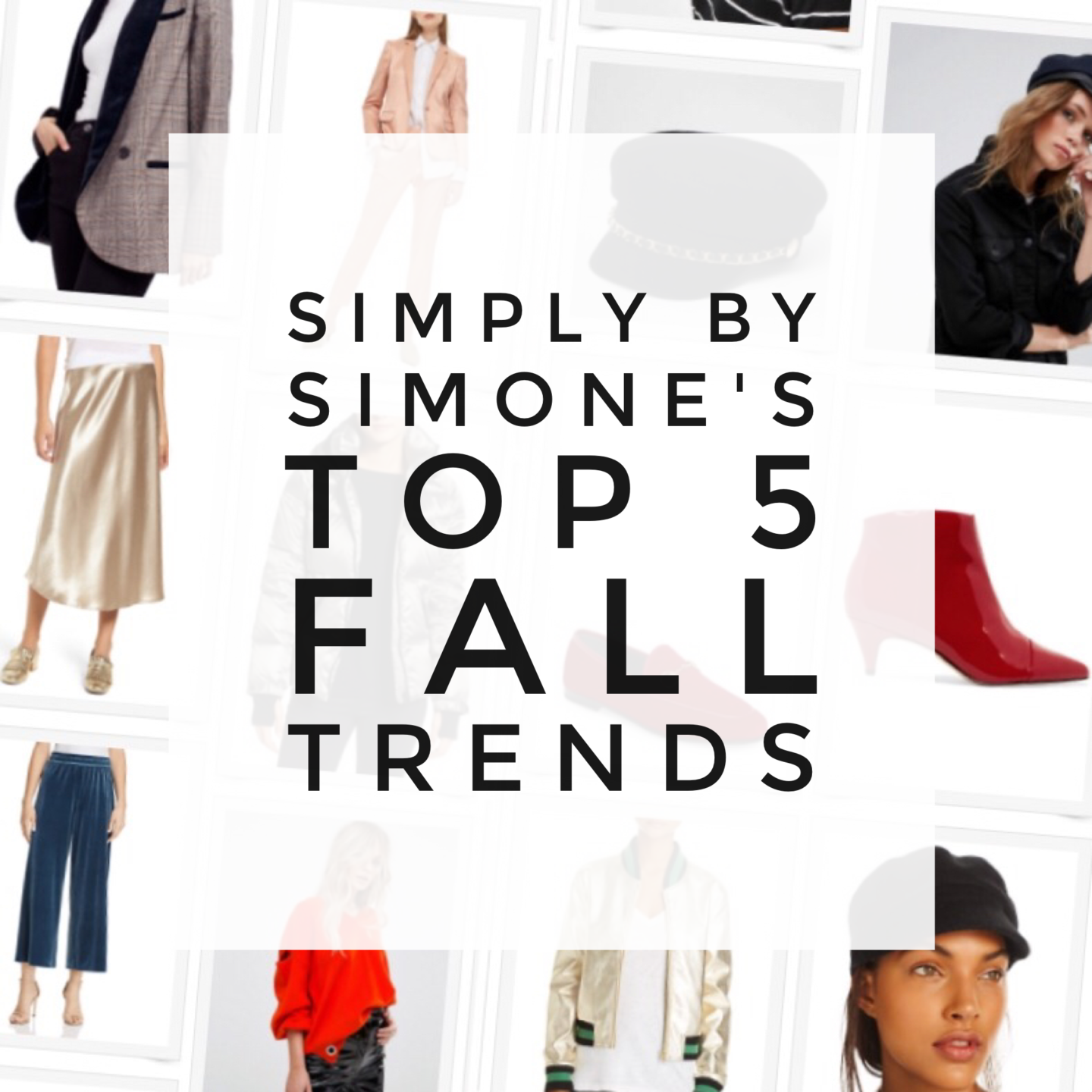 Top 5 Fall Trends – Get Your Hands On My Favorites
