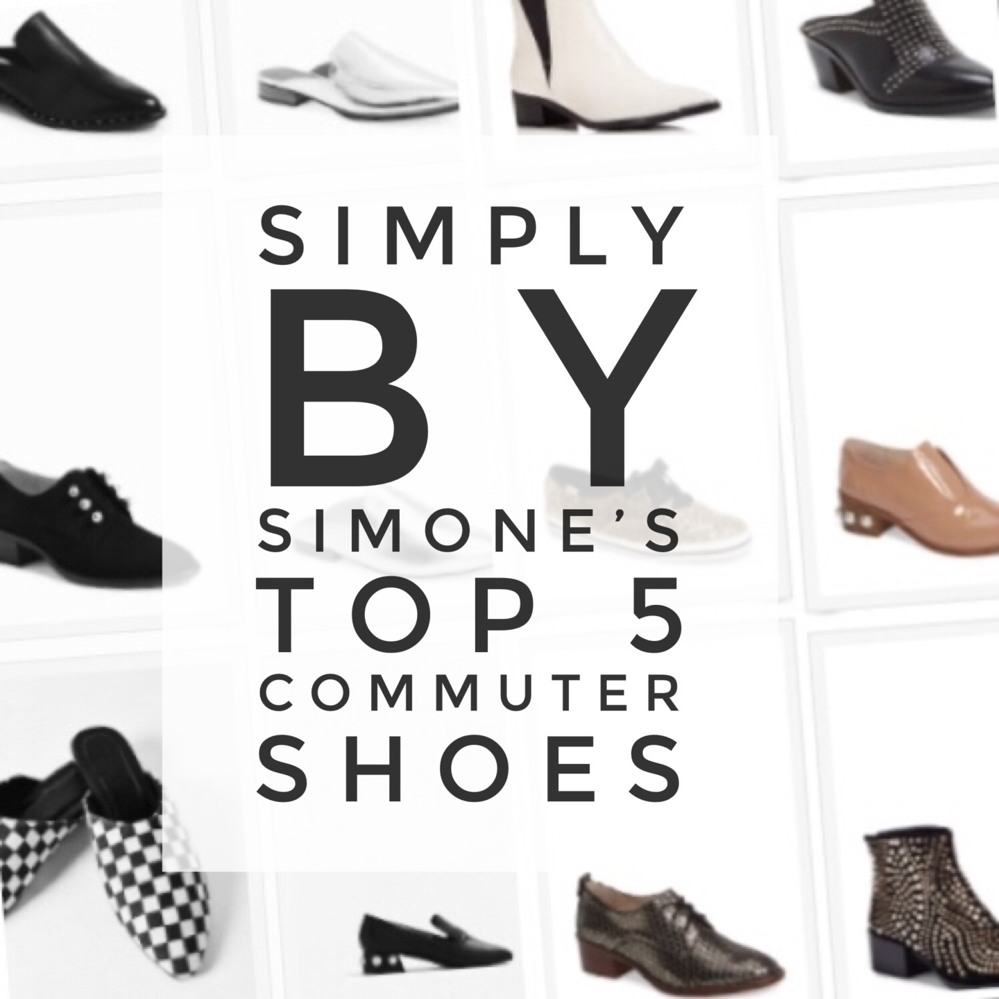 Top 5 Commuter Shoes That Won't Be Embarrassed To Wear