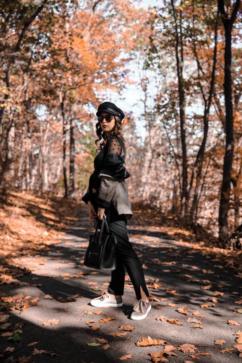 outfit-free people-blazer-asos-yosi samra-fall-style-suburbs-new york-blogger-fashion