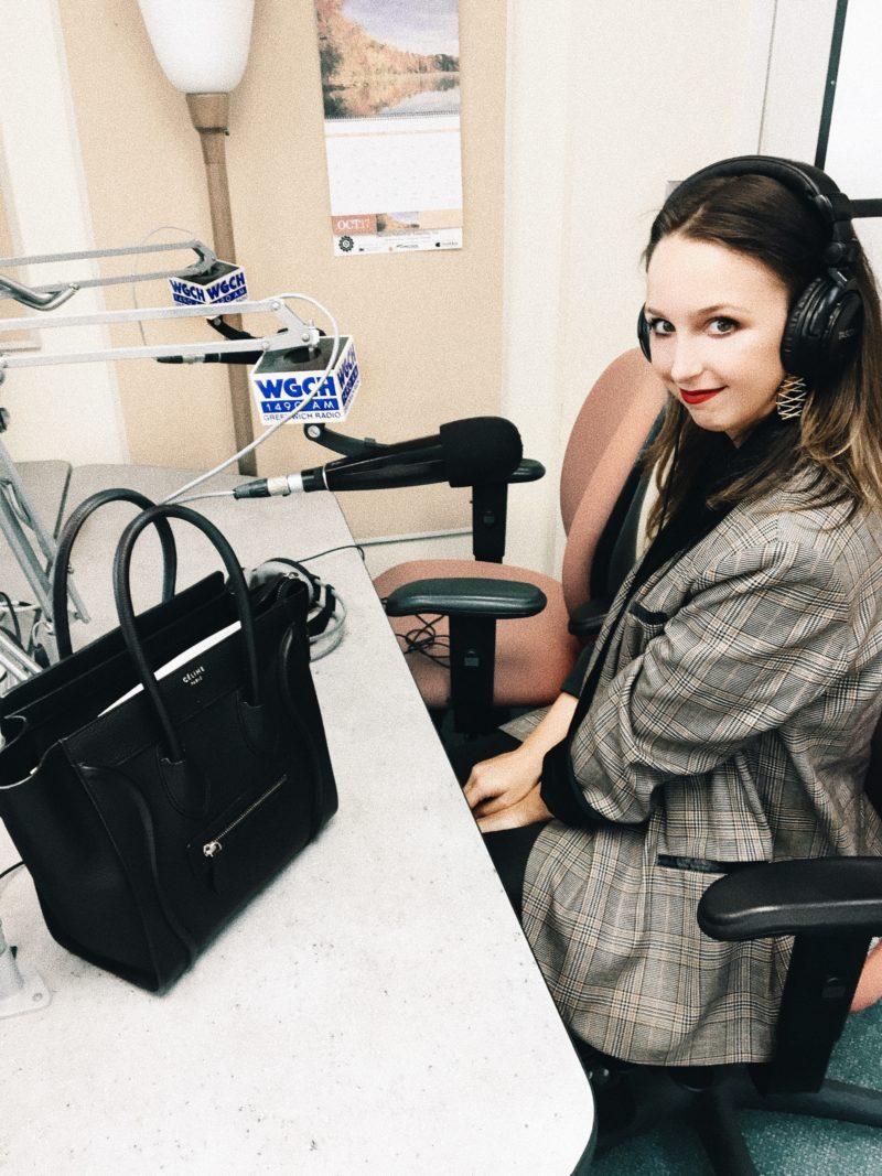 the Danielle Costa show-sweaters-under 100-style-blogger-blazer