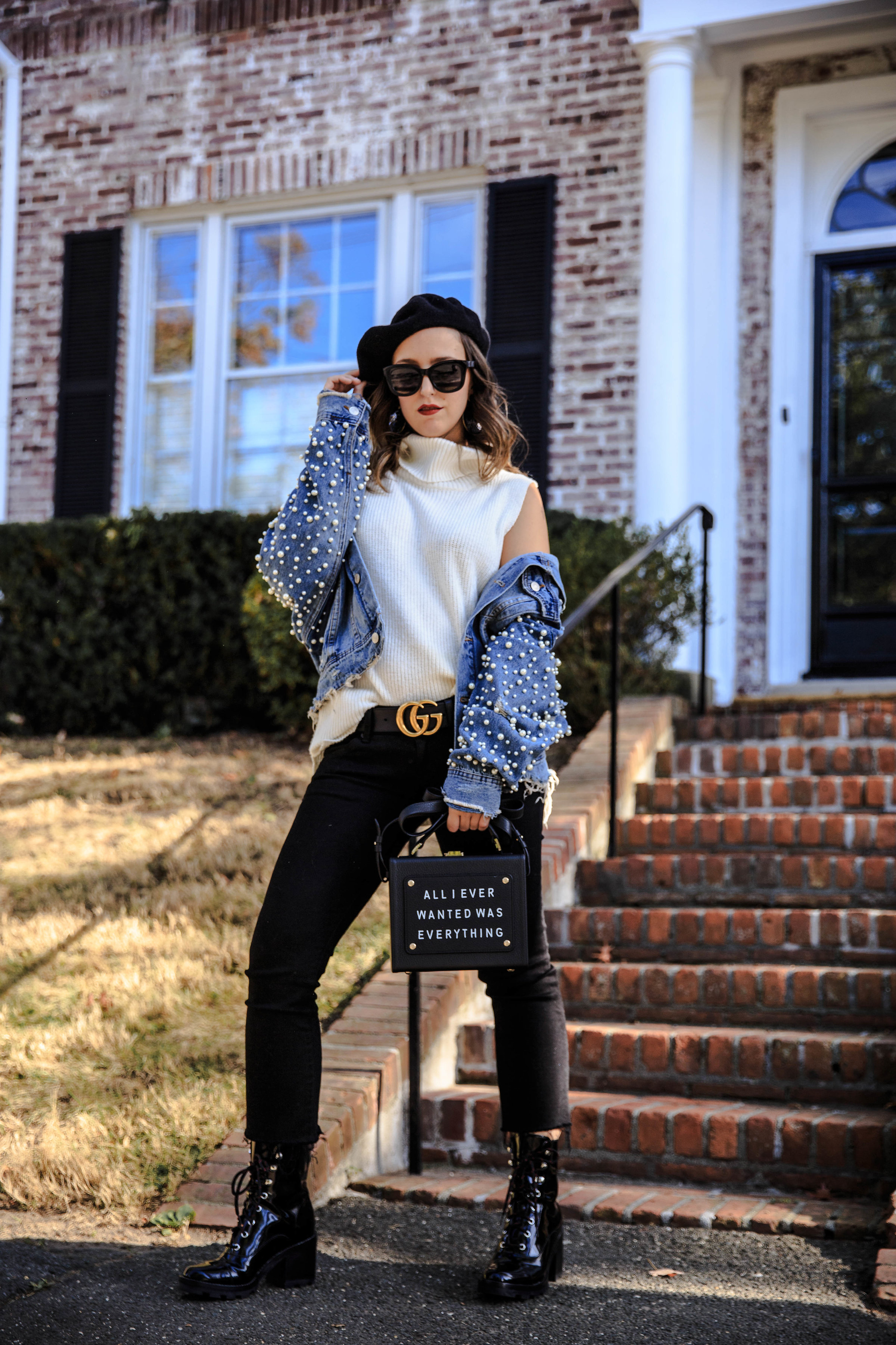 pearl jacket-style-blogger-new york