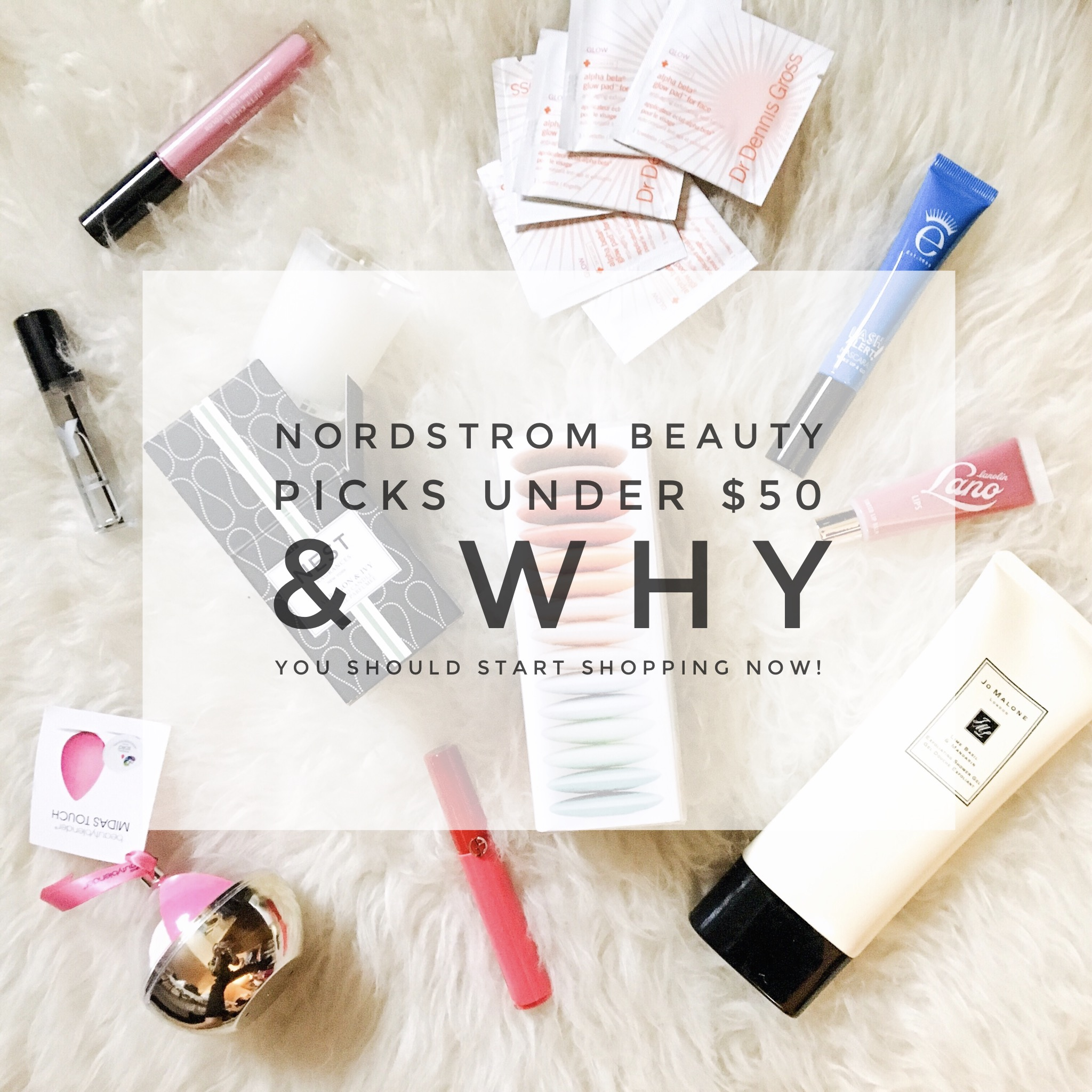 start holiday shopping now-Nordstrom-gifts Under 50-beauty-blogger