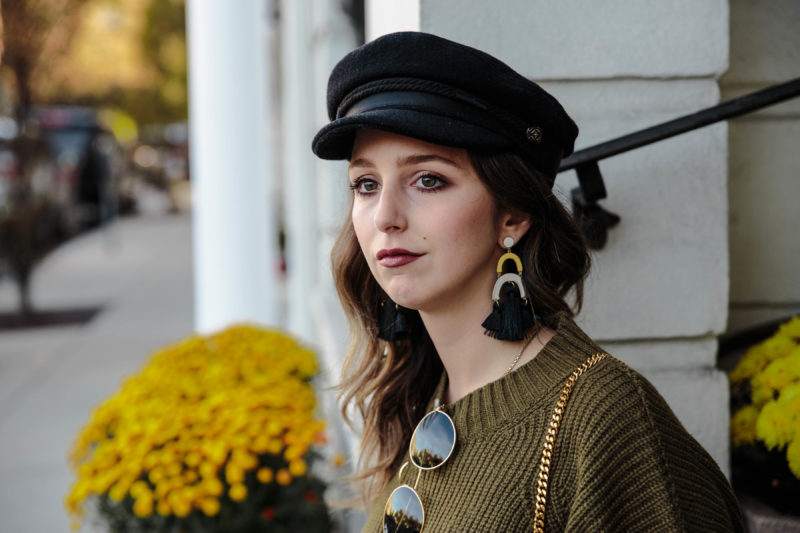 bauble bar-westchester-street style-new york-westchester-leather-fall-outfit-fashion