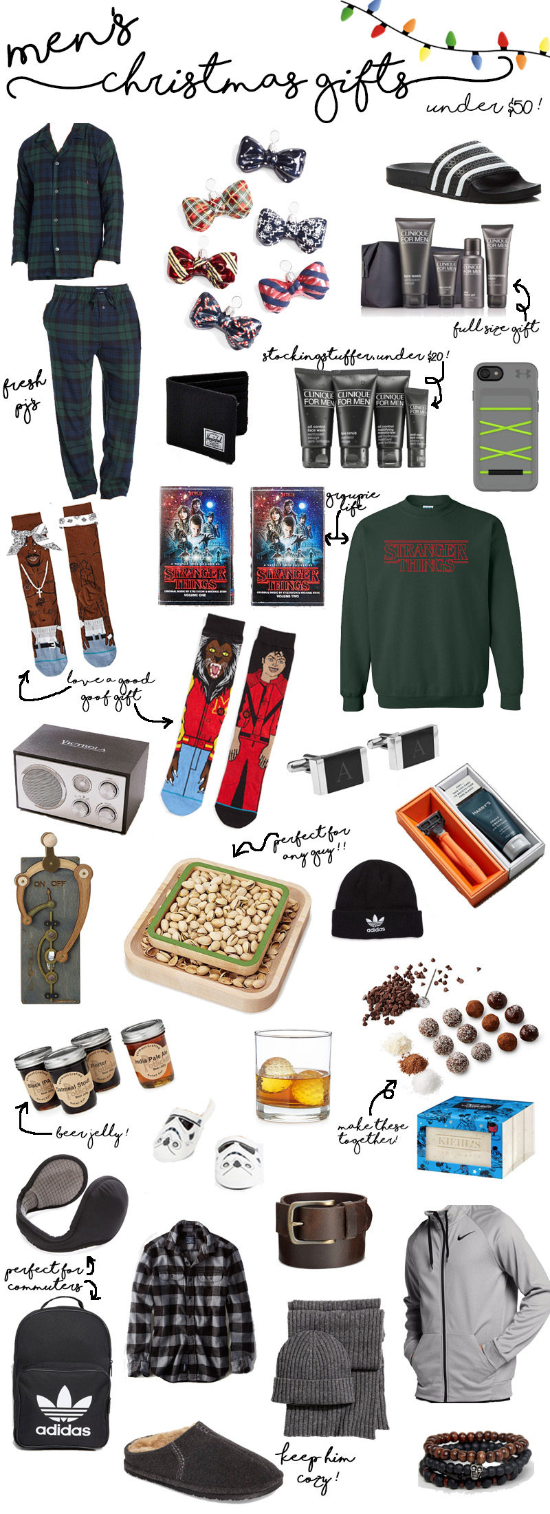 Men 39 S Holiday Gifts Under 50 Dollars Simply By Simone