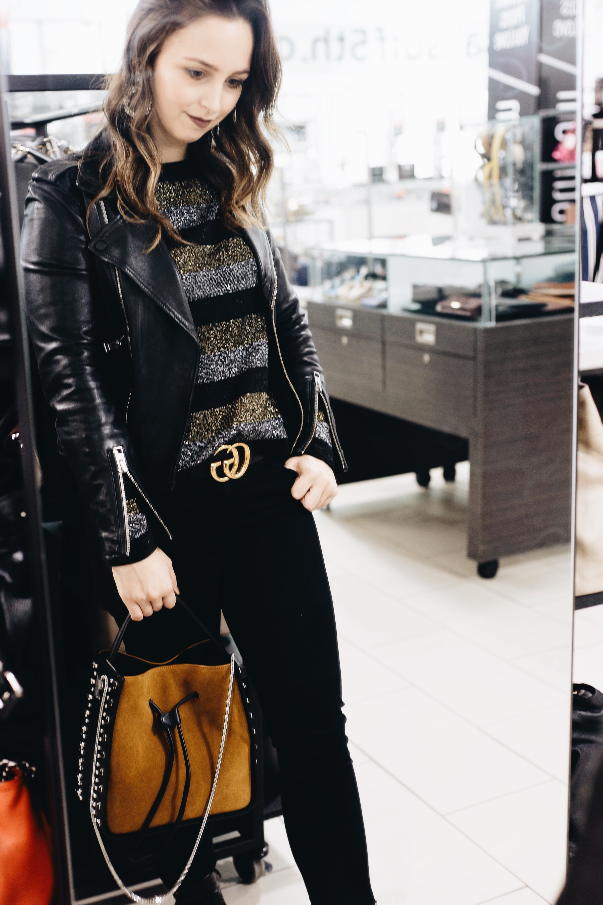 Mills at Jersey Gardens-outfit-style-blogger-fall-holiday-gifts-christmas-designer-sale-philip lim-bag