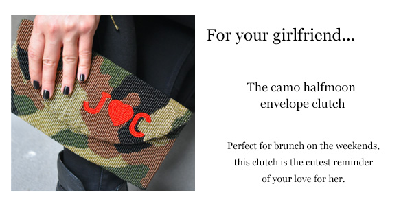 island to east side-CAMO CLUCH-custom-customizable-clutch-beaded-shop-new york-small business